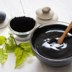 Charcoal face mask DIY