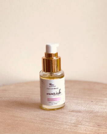Nourish Face oil for Normal to Dry Skin