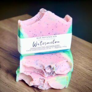 Watermelon Artisan soap