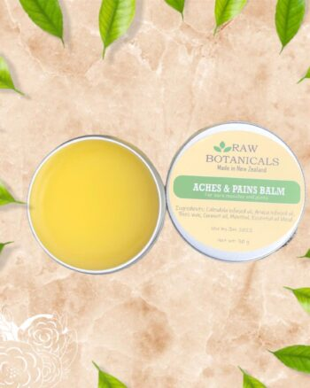 Aches & Pains Balm for sore muscles and joints